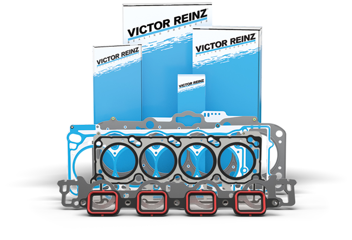 Victor Reinz Product Boxes
