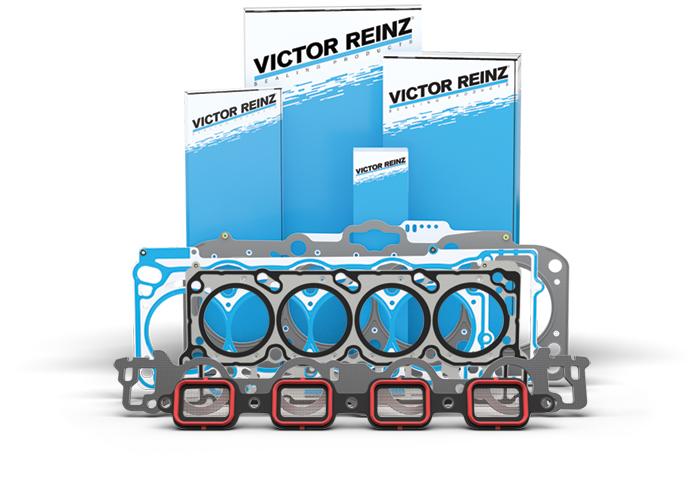 Victor Reinz 10-10264-01 Engine Oil Pan Gasket Set for Ford 4.6L//5.4L//5.6L V8
