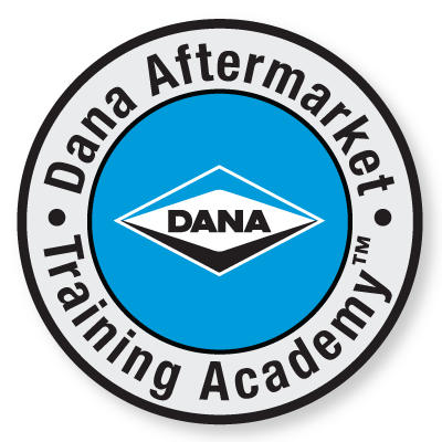 Dana Aftermarket Training Academy